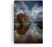 Storm Cutter 2 Canvas Print