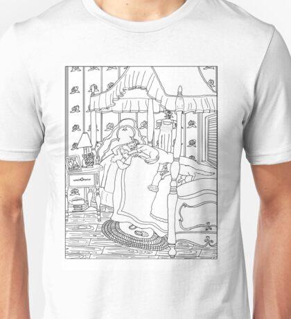 Waking Up Unisex T-Shirt