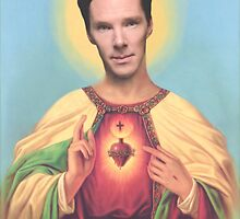 Holy Benedict by Michelle Wenz