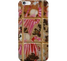 Moses And The Quail - Abstract iPhone Case/Skin