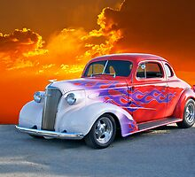 1936 Chevy Coupe by DaveKoontz
