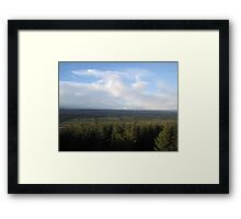 Rich Tipperary Landscape Framed Print