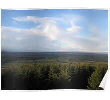 Rich Tipperary Landscape Poster