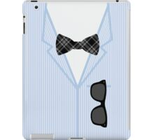 Preppy Pinstripe  iPad Case/Skin