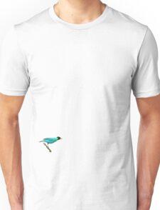 Green Honeycreeper Unisex T-Shirt