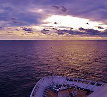 Calm Seas in the Gulf by jasmith162
