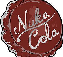 Nuka Cola Cap by Moltenink