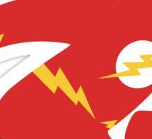 Toon Flash Sticker