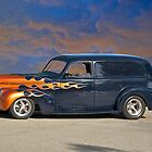 1940 Chevy Panel Truck by DaveKoontz