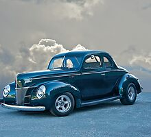 1940 Ford Coupe by DaveKoontz
