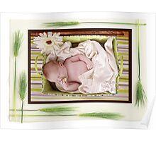 Daisy Baby Poster