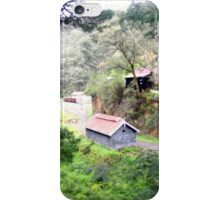 Walhalla Train Depot iPhone Case/Skin