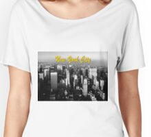 Stunning! 1970's New York City Women's Relaxed Fit T-Shirt