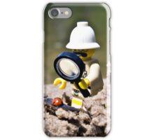 Inspector's Phone iPhone Case/Skin