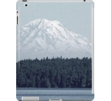 iMt. Rainier  iPad Case/Skin