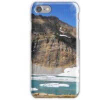 Grinnell Glacier iPhone Case/Skin