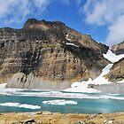 Grinnell Glacier by Caleb Ward