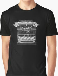 The Madison Review Typewriter Graphic T-Shirt