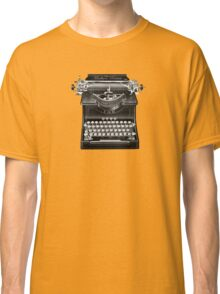 The Madison Review Typewriter Classic T-Shirt