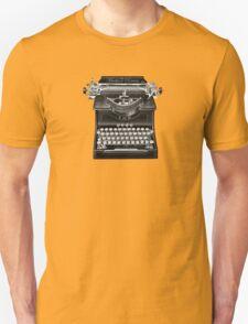 The Madison Review Typewriter T-Shirt
