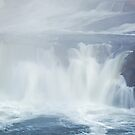 foaming water by Paul Kavsak