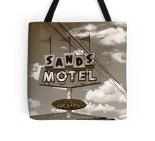 Route 66 - Sands Motel Tote Bag