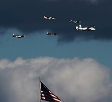 Flying for THOSE No Longer With Us by fototaker