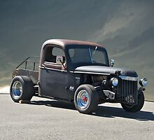 Rat Rod Truck by DaveKoontz