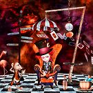 Madness in the Hatter's Realm by shutterbug2010