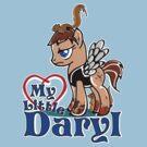 My Little Daryl Pony by Ryleh-Mason