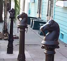 Old French Quarter by Forget-me-not