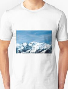 Mont Blanc France - Pro Photo T-Shirt