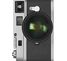 classic rangefinder camera by naphotos