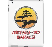 Miyagi-Do Karate iPad Case/Skin