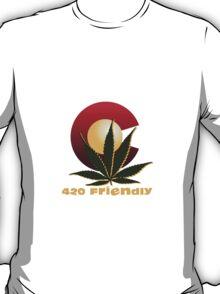 420 Friendly Colorado T-Shirt