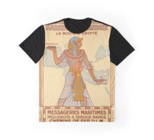 Vintage poster - Egypt Graphic T-Shirt