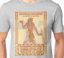 Vintage poster - Egypt Unisex T-Shirt
