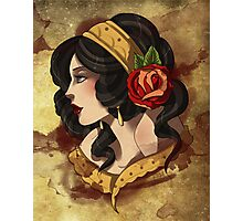 Gypsy Rose Photographic Print
