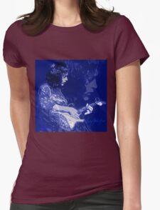 RORY GALLAGHER BLUESMAN Womens Fitted T-Shirt