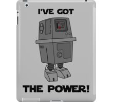 I've Got the Power Droid iPad Case/Skin