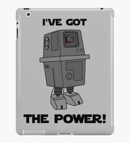 I've Got the Power Droid iPad Case/Skin