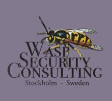Wasp Security Consulting by Konoko479