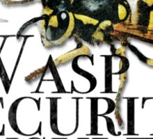 Wasp Security Consulting Sticker