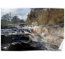 Stainforth Force, Yorkshire Dales  Poster