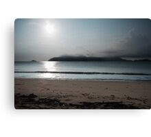 DUNK ISLAND Canvas Print