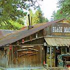 The Black Market - Sumpter, Oregon by BettyEDuncan