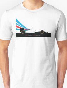2015 Formula 1 Williams Racing FW37 T-Shirt