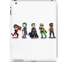 Gotham Direction iPad Case/Skin