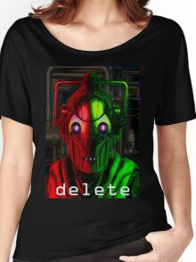 CYBERMAN Women's Relaxed Fit T-Shirt