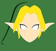 Link - Zelda by Lombard